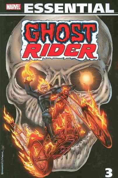 Essential Ghost Rider #3 VF/NM; Marvel | save on shipping - details inside