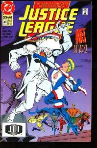 Justice League Europe #38 (1992)