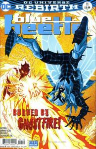Blue Beetle (6th Series) #11 VF/NM; DC | save on shipping - details inside