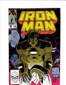 11 Comics Iron Man 262 263 264 265 266 267 268 269 290 Invincible 3 +MORE HJ11