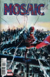Mosaic (Marvel) #4 VF/NM; Marvel | save on shipping - details inside