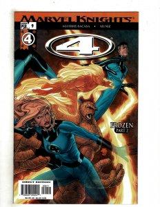 Marvel Knights: 4 #9 (2004) OF24