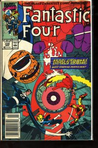 Fantastic Four #338 (1990)