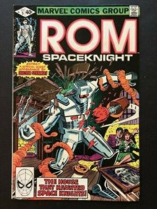 MARVEL  ROM Spaceknight #5 Special Dr. Strange appearance!!  F/VF (A21)