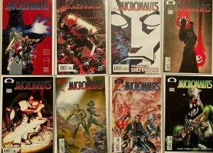 Micronauts 2nd series set:#1-11 12 different 9.0 NM (2002)