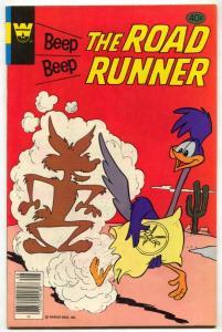Beep Beep the Road Runner #82 1979- Whitman comics FN
