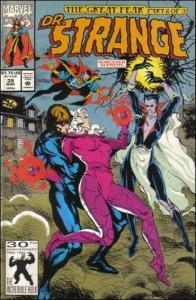 Marvel DOCTOR STRANGE, SORCERER SUPREME #39 VF/NM