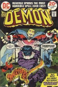 Demon (1972 series) #14, Fine+ (Stock photo)