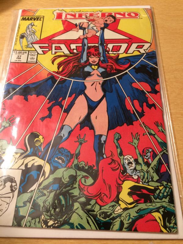 X-factor #37