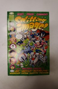 Splitting Image #1 (1993) NM Image Comic Book J720