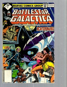 12 Comics Battlestar Galactica #2 3 21 X-Men Havok #30 Thor #25 and more EK17