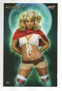 Grimm Fairy Tales Animated One-Shot NYC Comic Con 1/350 Variant