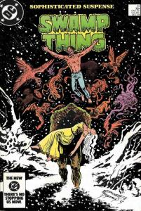 Saga of the Swamp Thing, The #31 VF/NM; DC   save on shipping - details inside