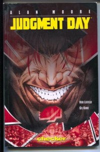 Judgement Day-Alan Moore-TPB-trade
