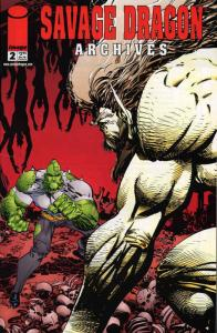 Savage Dragon Archives #2 VF/NM; Image | save on shipping - details inside