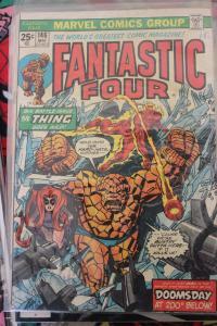 Fantastic Four 146 VG