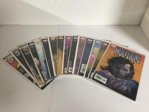Wolverine 1-57 62-65 67 71 73-87 Lot Set Run Nm Near Mint Marvel Comics