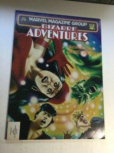 Bizarre Adventures 28 Vf Very Fine 8.0 Marvel Comics