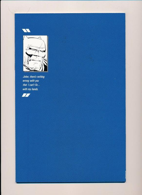 BATMAN Hunt the Dark Knight Book #3 Frank Miller DC Comics Great Cond NM (HX339)