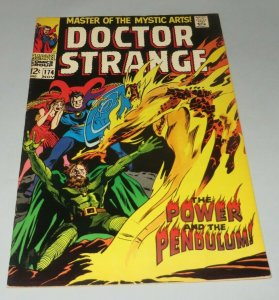 Doctor Strange #174 VF- 1968 Silver Age Comic Book Satannish Nekron Appearance
