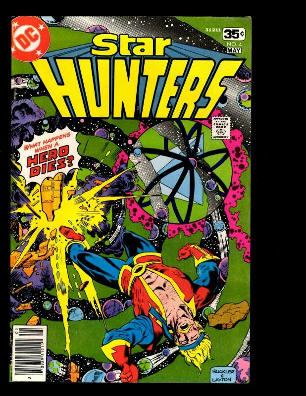 11 DC Comics Star Hunters # 1 2 3 4 5 6 7 16 The Spectre Aftermath 1 2 3 GK20