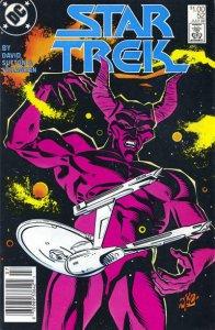 Star Trek (3rd Series) #52 (Newsstand) VG; DC   low grade comic - save on shippi