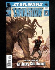 Star Wars: Invasion #2 (2009)