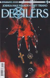 Devilers #1, NM + (Stock photo)