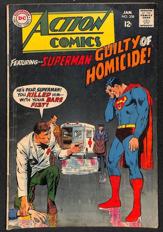 Action Comics #358 (1968)