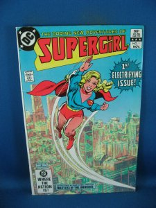 SUPERGIRL 1 F VF FIRST ISSUE 1982
