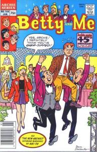 Archie BETTY AND ME #164 FN