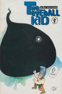 Eyeball Kid, The #3 VF/NM; Dark Horse | save on shipping - details inside