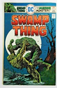 Swamp Thing #20  DC Comics  VF   The Mirror Monster  1975  Comics book