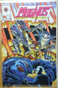 Magnus Robot Fighter #32 (1994)  VF-NM