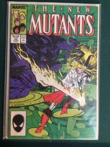 The New Mutants #52