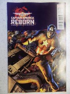 CAPTAIN AMERICA REBORN # 3