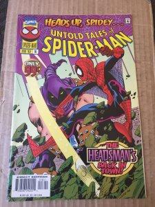Untold Tales of Spider-Man #18 (1997)