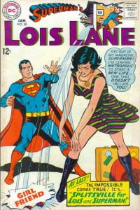 Superman's Girl Friend Lois Lane #80 FN; DC | save on shipping - details inside