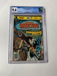 Detective Comics 463 Cgc 9.6 White Pages Dc Comics Batman 2060495021