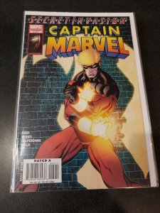 Captain Marvel #5 (2008)