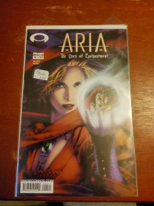 Aria: The Uses of Enchantment #4 (2003)
