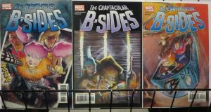 B-SIDES (2002) 1-3  Fantastic-4,Sam Kieth,Evan Dorkin