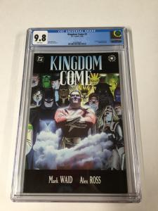 Kingdom Come 3 Cgc 9.8 White Pages Dc Comics 2030360023