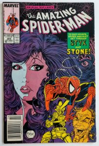The Amazing Spider-Man #309 NEWSSTAND (VF/NM)(1988)