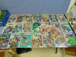 Huge Lot of JLA Justice League of America DC Comic Books #2 to #30 Superman + +