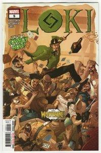 Loki #5 (Marvel, 2020) NM