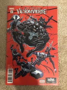 Marvel Venomverse 1 * 2017 *