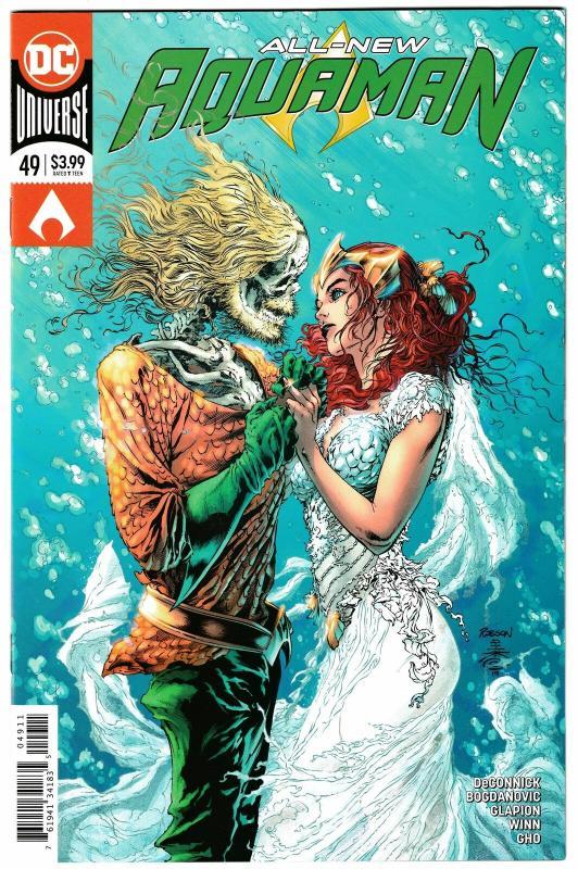 Aquaman #49 Main Cvr (DC, 2019) NM