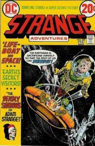 Strange Adventures (1950 series) #240, VF- (Stock photo)