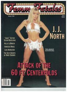 FEMME FATALES V 3# 3 (1995 WINTER) ( 5.50 cvrpr) VF J J